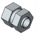 RLTKON Combination Couplings for use with LFMC