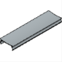 PS 707 1-58 x .040 Closure Strip
