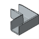 P2902 In-Channel Joiners (90°)