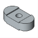 P1016 Missing Link Multi-Purpose Strut Fastener