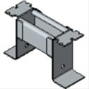 P3249 thru P3252 Concrete Insert 3in thur 8in
